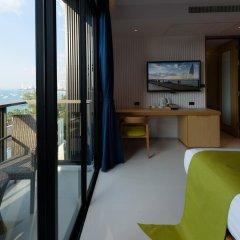 Отель Deep Blue Z10 Pattaya Стандартный номер с различными типами кроватей фото 2
