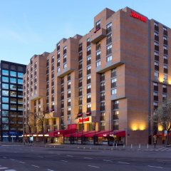 Amsterdam Marriott Hotel 5* Стандартный номер фото 13