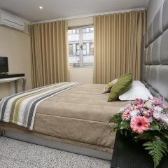 Hotel do Norte 2* Студия с различными типами кроватей фото 5