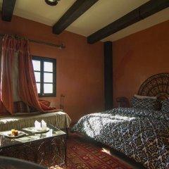 Отель Rose Noire Марокко, Уарзазат - отзывы, цены и фото номеров - забронировать отель Rose Noire онлайн комната для гостей фото 4