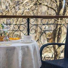 Гостиница iArcadia City Garden балкон