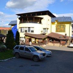 Мини-отель Привал парковка