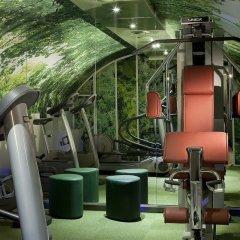 Отель Design Secret De Paris Париж фитнесс-зал