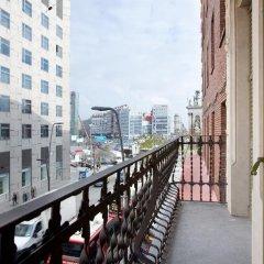 Отель Bwh Montjuic-fira Барселона балкон