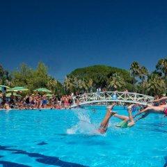 Отель Tropikal Resort Дуррес бассейн фото 3