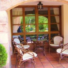 Отель Posada Laura балкон