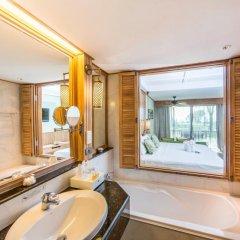 Отель Katathani Phuket Beach Resort 5* Полулюкс с двуспальной кроватью фото 3