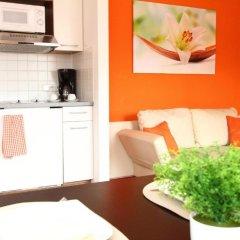 Апартаменты Royal Living Apartments Студия Делюкс с различными типами кроватей фото 8