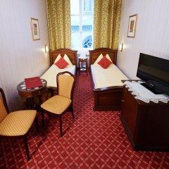 Hotel Austria - Wien 3* Номер Комфорт с различными типами кроватей фото 13