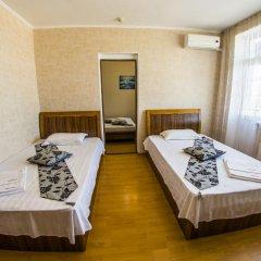 Гостиница Kamchatka Guest House Стандартный семейный номер с двуспальной кроватью
