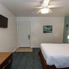 Отель Santa Monica Motel 2* Стандартный номер с различными типами кроватей фото 14