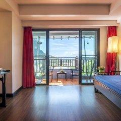 Отель Krabi Cha-da Resort 4* Номер Делюкс с различными типами кроватей фото 15