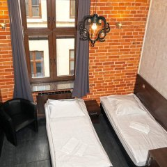 Отель Łódź 55 Студия с различными типами кроватей фото 19