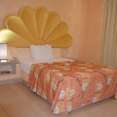 Отель Villas La Lupita 2* Стандартный номер с различными типами кроватей фото 2