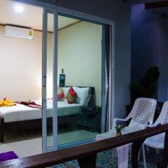 Отель Lanta Wild Beach Resort 2* Улучшенный номер с различными типами кроватей фото 3