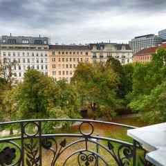 K+K Palais Hotel 4* Представительский номер с различными типами кроватей фото 7