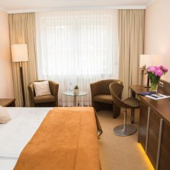 Hotel Admiral am Kurpark 4* Стандартный номер с двуспальной кроватью фото 2