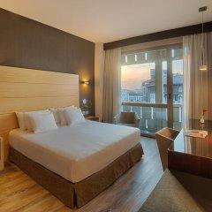 Отель NH Collection Milano President 5* Улучшенный номер с различными типами кроватей фото 10