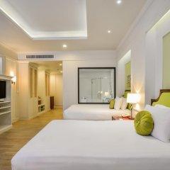 Отель Manathai Koh Samui 4* Номер Делюкс с различными типами кроватей фото 8