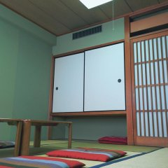 Tokyo Ueno Youth Hostel Токио в номере