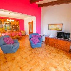 Отель Agi La Pinta Испания, Курорт Росес - отзывы, цены и фото номеров - забронировать отель Agi La Pinta онлайн интерьер отеля