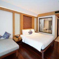 Отель Tup Kaek Sunset Beach Resort 3* Номер Делюкс с различными типами кроватей фото 26