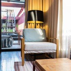 Отель LoogChoob Homestay Люкс с различными типами кроватей фото 7