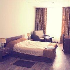 Гостиница Старая Самара Стандартный номер с двуспальной кроватью