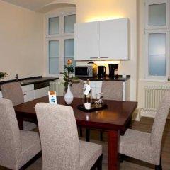 Upper Room Hotel Kurfurstendamm 3* Улучшенные апартаменты с различными типами кроватей фото 6