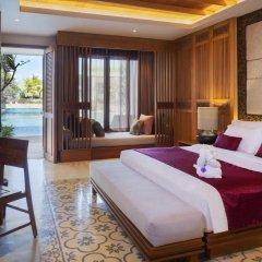 Отель THE HAVEN SUITES Bali Berawa 4* Люкс с различными типами кроватей