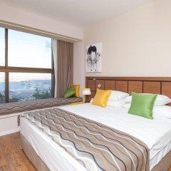 Отель Haifa Bay View Хайфа комната для гостей фото 3