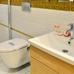 Отель Inan Kardesler Bungalow Motel ванная фото 2