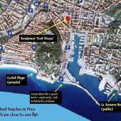 Отель Port Nicea Residence спортивное сооружение
