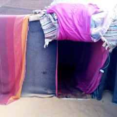 Отель Desert Camel Camp Марокко, Мерзуга - отзывы, цены и фото номеров - забронировать отель Desert Camel Camp онлайн спортивное сооружение
