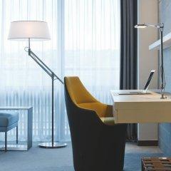 Отель Pullman Paris Tour Eiffel 4* Номер Премиум разные типы кроватей фото 3