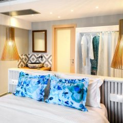 Отель Antigoni Beach Resort 4* Стандартный номер с различными типами кроватей фото 4