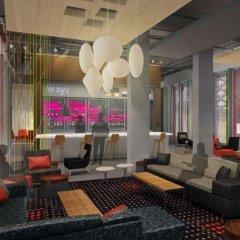 Отель Aloft Al Ain ОАЭ, Эль-Айн - отзывы, цены и фото номеров - забронировать отель Aloft Al Ain онлайн интерьер отеля фото 3