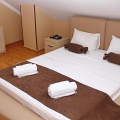 Отель Nitsa Люкс с различными типами кроватей фото 9