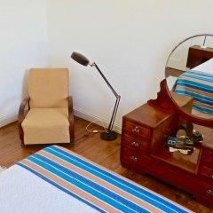 Отель Azores vintage bed & breakfast Номер категории Эконом с двуспальной кроватью фото 6