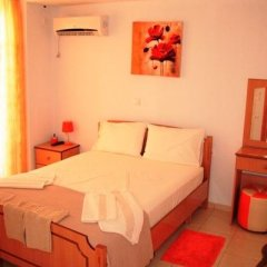 Отель Mare Bed & Breakfast Himara 3* Стандартный номер с различными типами кроватей фото 9