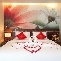 The Crystal Beach Hotel 3* Стандартный номер разные типы кроватей фото 4