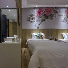 PACO Hotel Guangzhou Dongfeng Road Branch 3* Улучшенный номер с различными типами кроватей фото 5