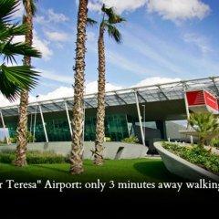 Отель Best Western Premier Ark Тирана спортивное сооружение