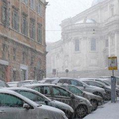 Hotel Verona-Rome парковка