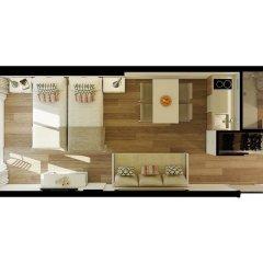 Отель Aparthotel Ponent Mar Студия комфорт с двуспальной кроватью фото 6
