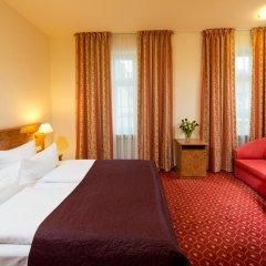 Hotel & Apartments Zarenhof Berlin Prenzlauer Berg 4* Номер Комфорт с разными типами кроватей фото 7