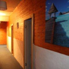 Хостел Оазис Центр Кровать в мужском общем номере с двухъярусной кроватью фото 4
