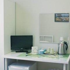 Аскет Отель на Комсомольской 3* Бюджетный номер с разными типами кроватей фото 20