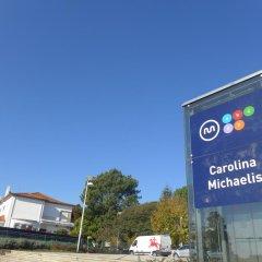 Отель Carolina Michaelis House парковка