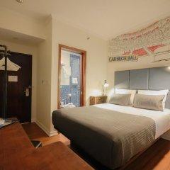 Отель CITY ROOMS NYC - Soho Стандартный номер с различными типами кроватей фото 9